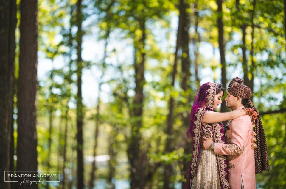 Lake Lanier Islands Wedding